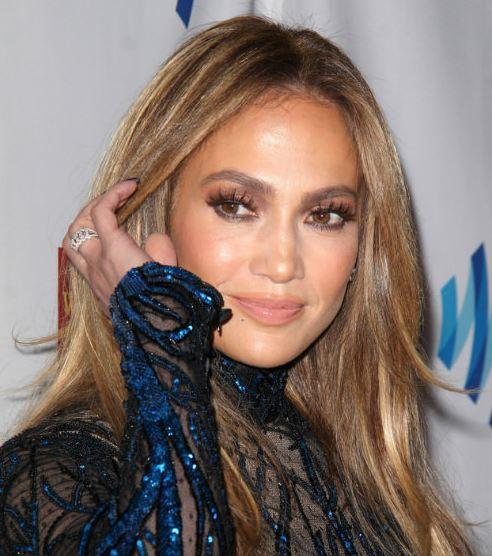 jennifer lopez celebrity hair styles