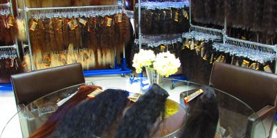 Wholesale 100% natural and genuine Indian Human Hair
