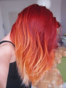 Long-Hairstyles-for-Fine-Straight-Hair-Red-Ombre-Hairstyle