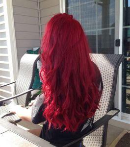 2015 Summer Trend Little Mermaid Hair Color Indo Asian Human Hair