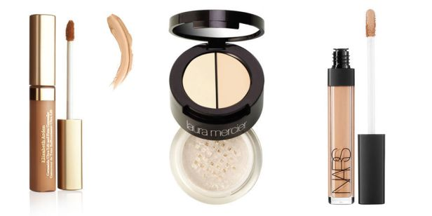 Concealers are handy to cover up the blemishes and dark patches under the eyes
