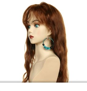 Body-Wave-Wigs-Indo-Hair 100% Natural Virgin Indian Human Hair