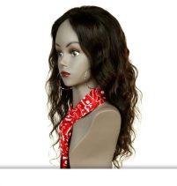 Light-Curl-Wigs-Indo-Hair 100% Natural Virgin Indian Human Hair