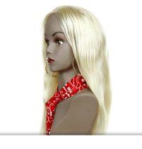 Straight-Hair-Wigs-Indo-Hair 100% Natural Virgin Indian Human Hair